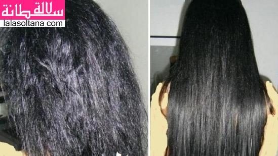 بالصور طريقة لجعل الشعر ناعم بدون استشوار 20160611 30