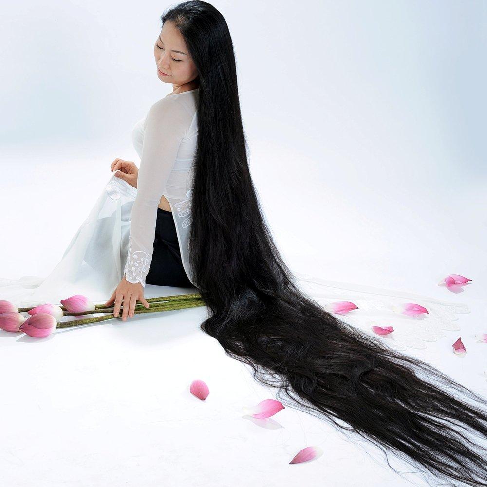 كيفية لتطويل الشعر بيوم بسرعه فائقة