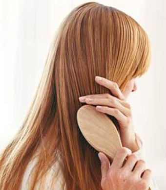 بالصور طريقة تخلي الشعر ناعم بدون استشوار 20160611 74