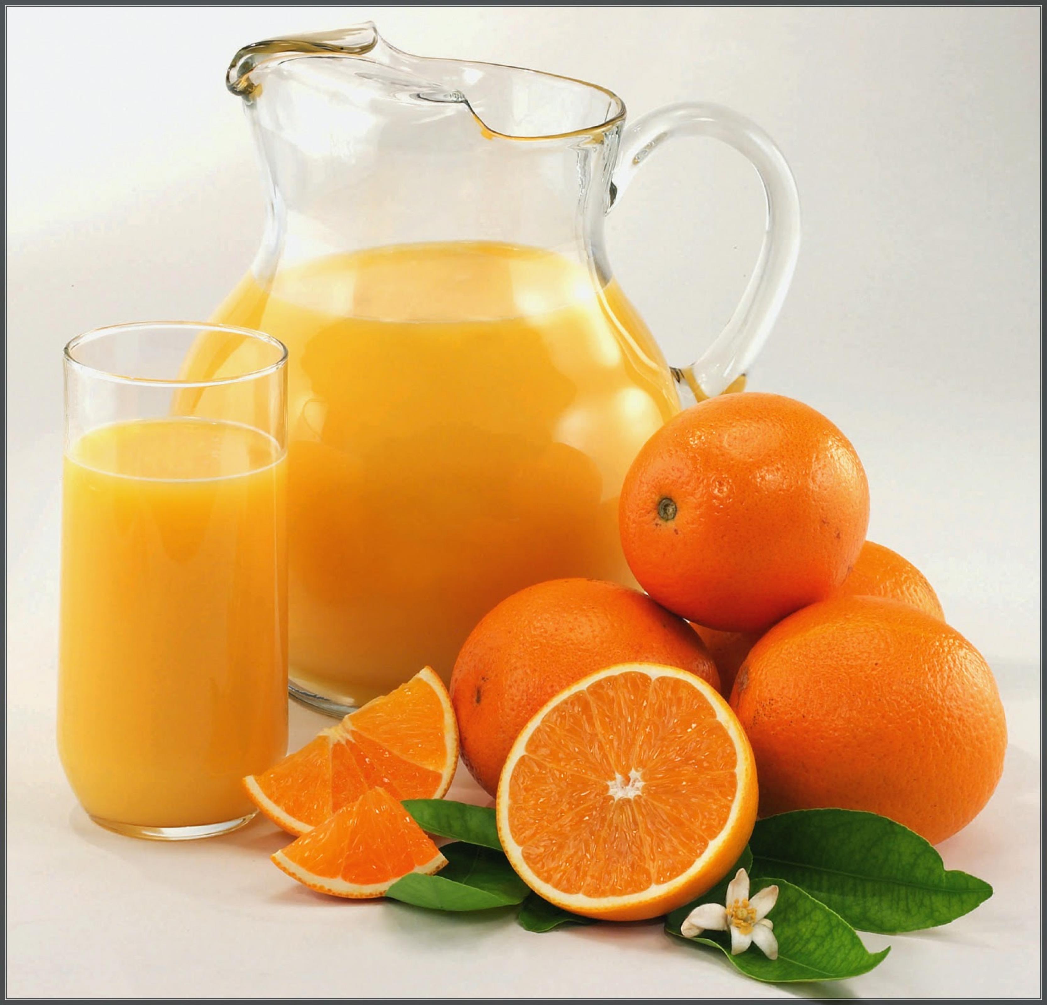 بالصور طريقة عمل عصير البرتقال في الخلاط 20160614 1023