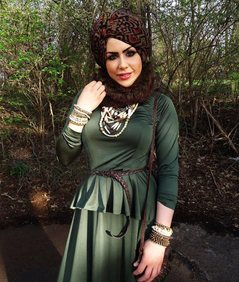 بالصور موديلات حجابات 2019 بانماط عصرية 20160614 105
