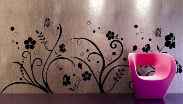 صوره اجمل صور لدهان ورق الحائط