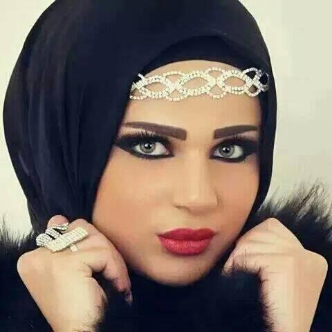 صورة اجمل واحلى المحجبات بالصور , لفات حجاب جديده تجنن