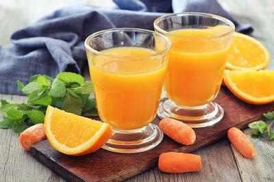 صوره رجيم الجزر والبرتقال