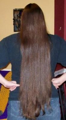 وصفة طبيعية لتطويل الشعر بسرعة 3