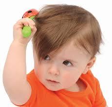 صوره افضل زيت لشعر الاطفال الرضع