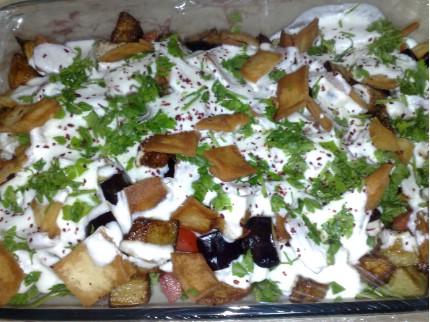 صورة كيف اعمل سطله الباذنجان و البطاطس , فوائدها الصحية وسعراتها و كل ما يخصها