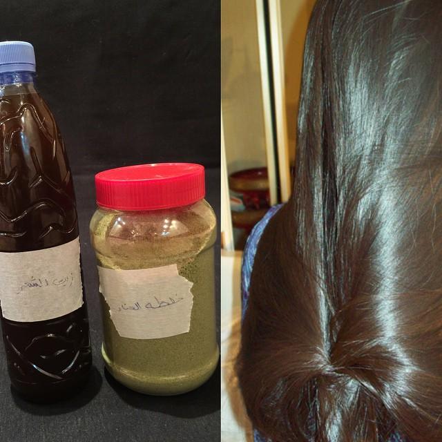 صورة خلطة لتكثيف الشعر مجربه ومضمونه , عن تجربة بتلك المكونات شعرك هيتحول
