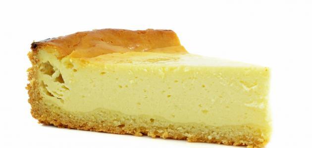 صوره طريقة عمل تشيز كيك بالجبن الكيري