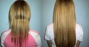 صوره افضل طريقة لتطويل الشعر في اسبوع