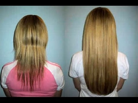 صور افضل طريقة لتطويل الشعر في اسبوع