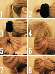 صوره كيفية عمل تسريحات شعر للسهرات