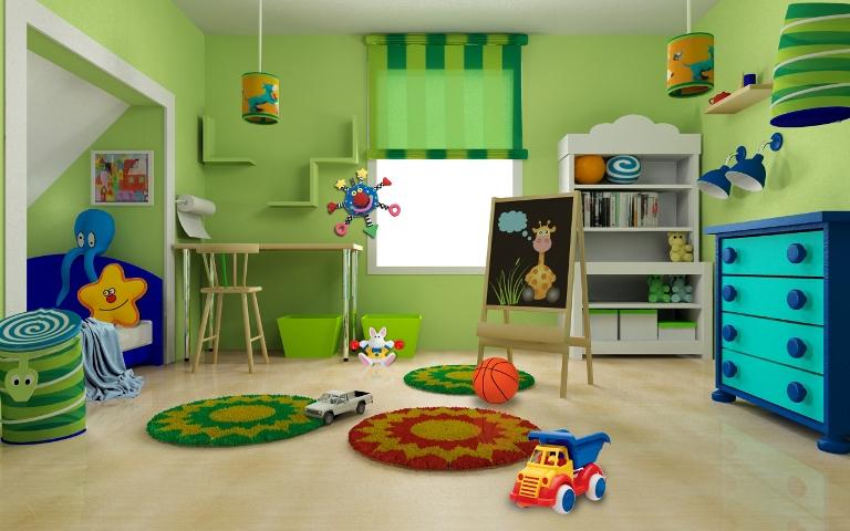 بالصور احدث غرف الاطفال ايكيا 20160616 1207