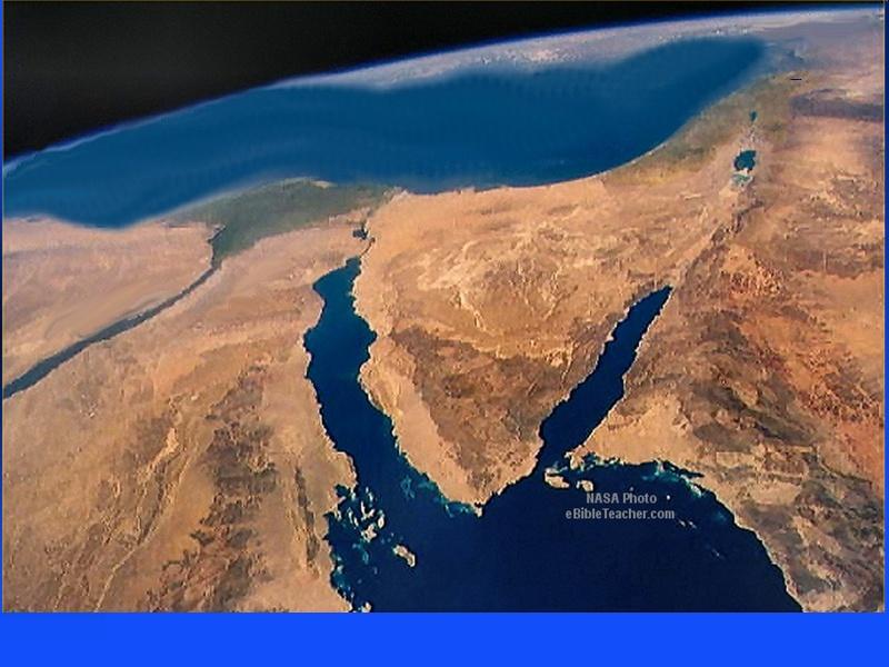 بالصور معلومات عن سيناء ارض الفيروز 20160616 1355