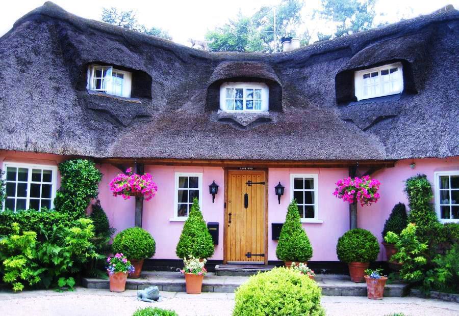صوره تفسير حلم البيت الواسع الكبير