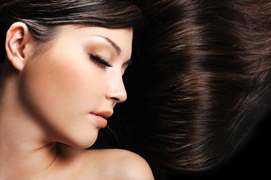 صور وصفة لتنعيم الشعر الخشن كالحرير