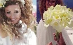 صوره تفاصيل زواج مريام فارس