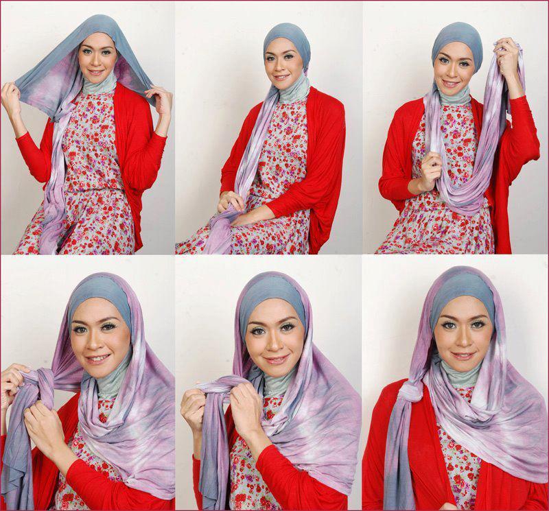 بالصور لفات حجاب عصرية جديده 20160617 741