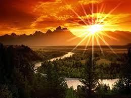 بالصور احسن غروب شمس في العالم 20160617 784