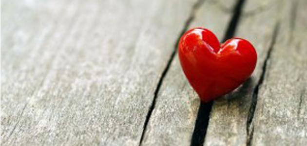 كلمات تعَبر عَن الحب
