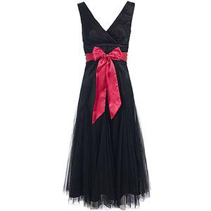 صوره اخر موضات الفساتين السهرات منوعة