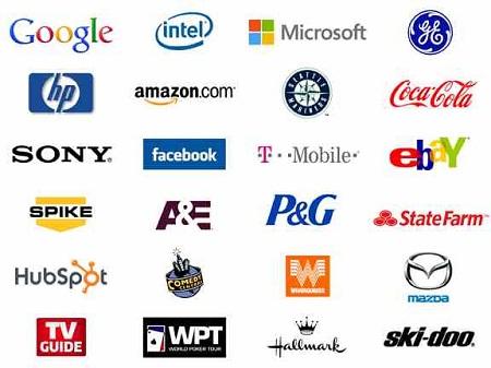 صوره اسماء شركات عالمية مشهورة
