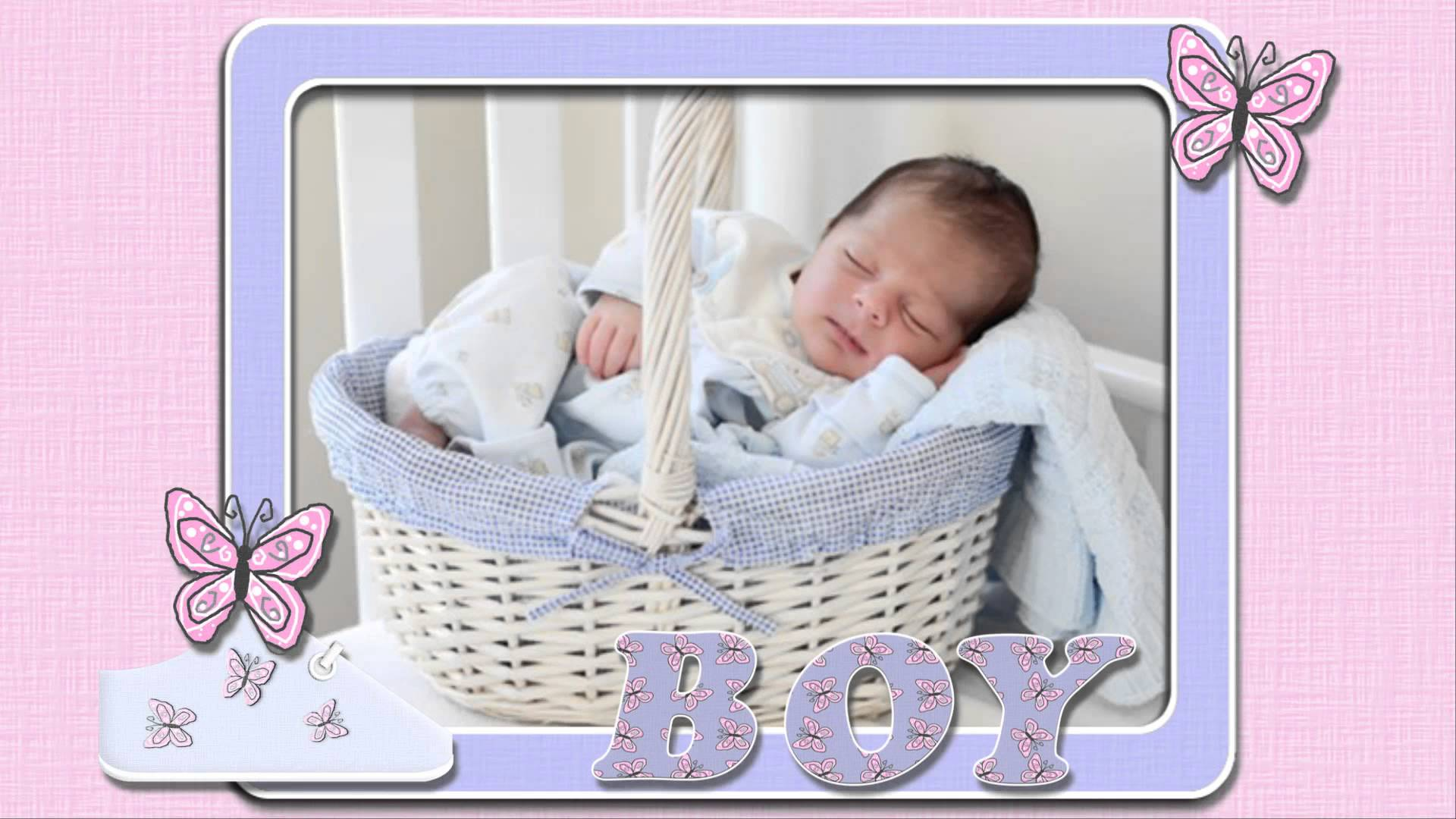 صوره احدث مسجات استقبال المولود