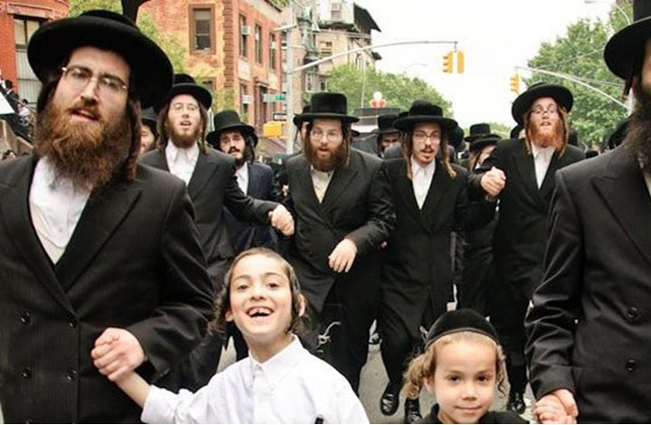 صوره اصل اليهود العرب ويهود العالم العربي