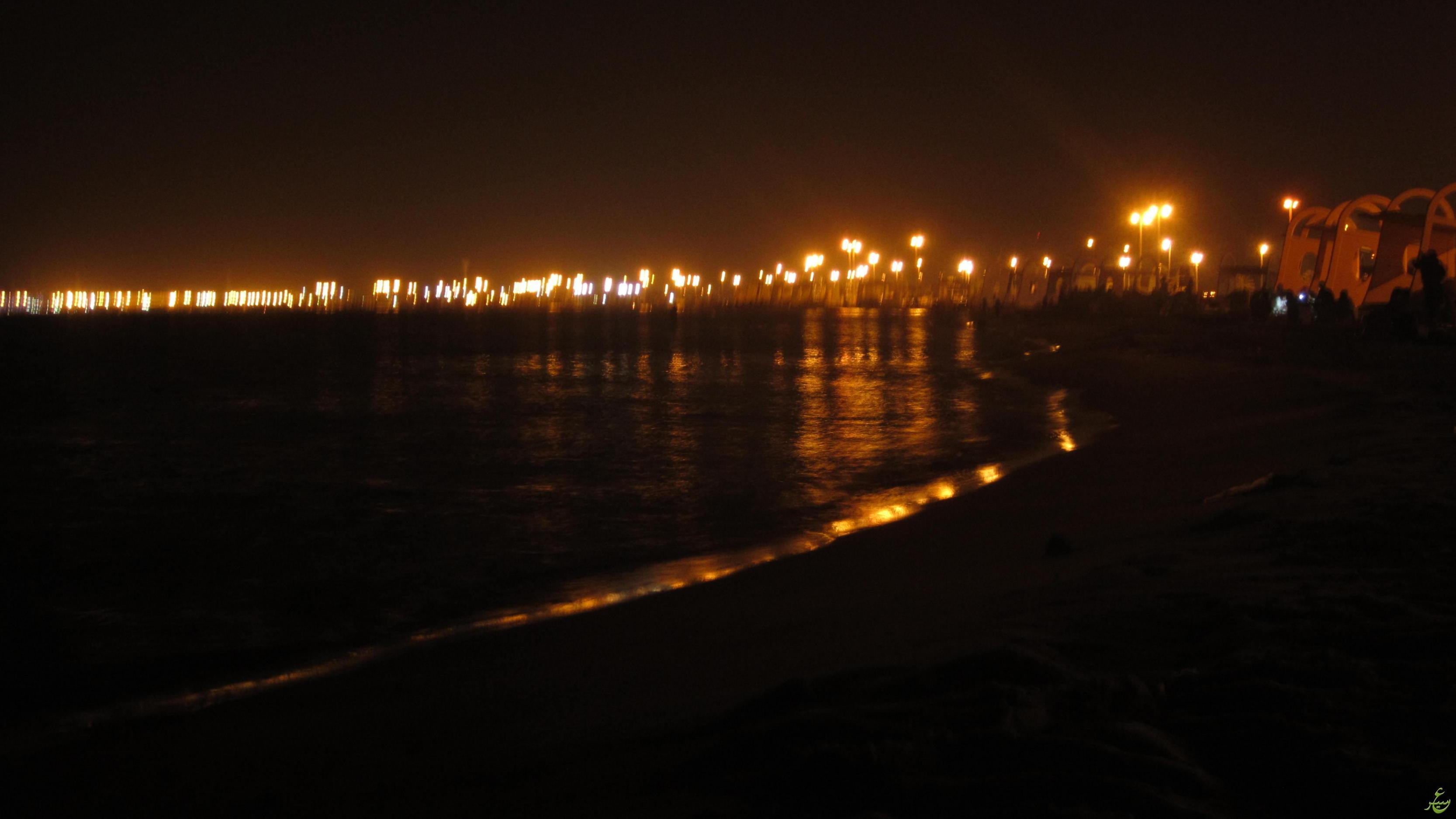 بالصور اجمل صور للبحر في الليل 20160622 403