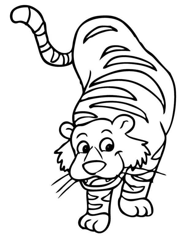 بالصور رسومات اطفال للتلوين حيوانات 20160622 49