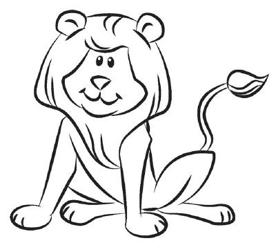 بالصور رسومات اطفال للتلوين حيوانات 20160622 50