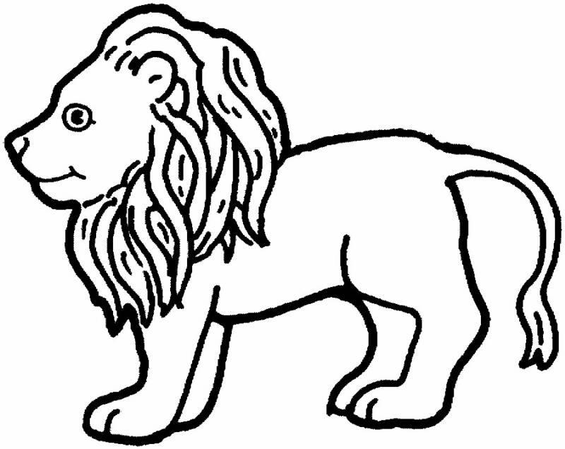 بالصور رسومات اطفال للتلوين حيوانات 20160622 51