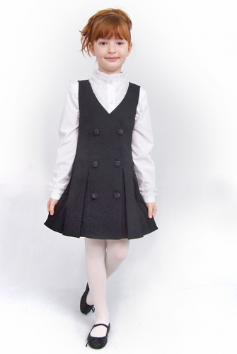 بالصور احدث ملابس المدارس الابتدائية