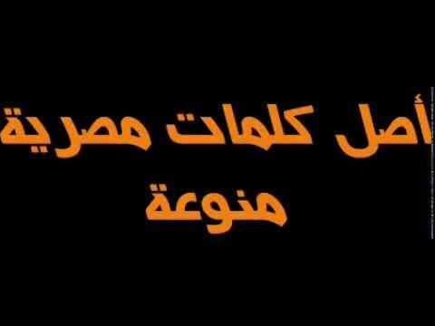بالصور كلمات وحكم منتشرة باللهجة المصرية 20160623 1091