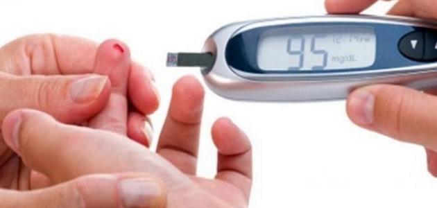 صوره معدل نسب السكر الطبيعية