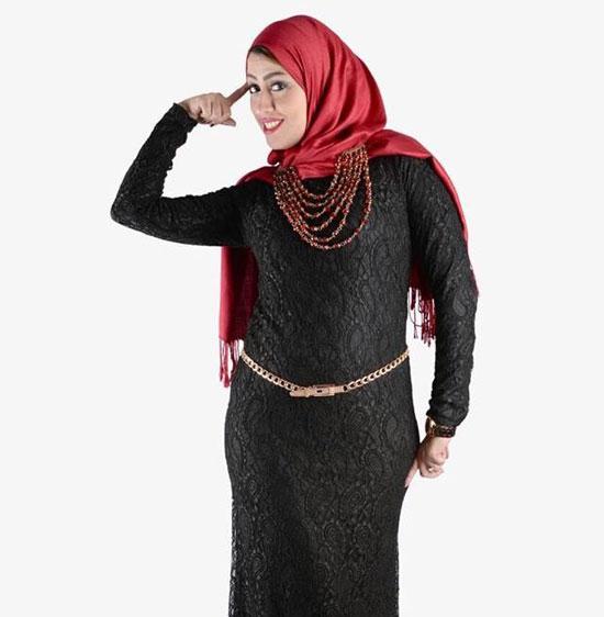 صوره ملابس محجبات من  مجلة حجاب فاشون العدد الاخير