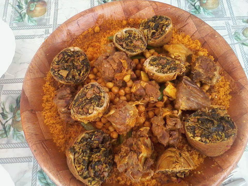 صوره عصبان الجزائري تقليدي للاحتفال بعيد الاضحي
