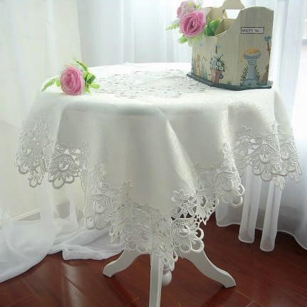 صوره مفارش طاولات باشكال متنوعه للبيع
