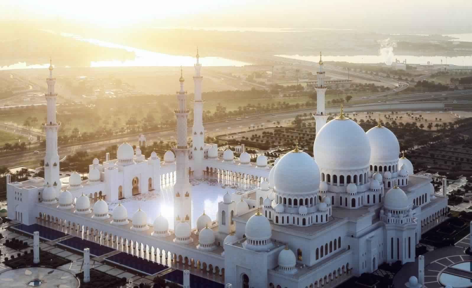 صوره اكبر مساجد في العالم