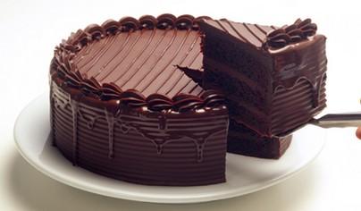 صوره طريقه عمل كيك بالشوكولاطة