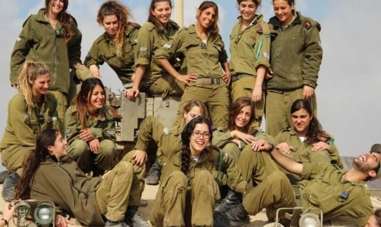 بالصور صور بنات جيش اسرائيل 20160624 1273