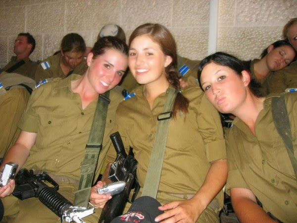 بالصور صور بنات جيش اسرائيل 20160624 1275