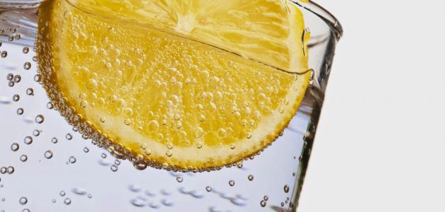 صوره شرب الليمون مع الماء