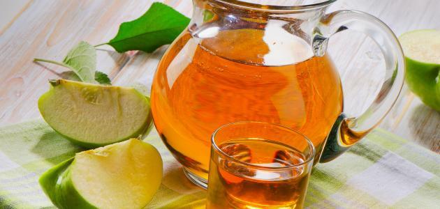 صوره طريقة عصير تفاح اخضر