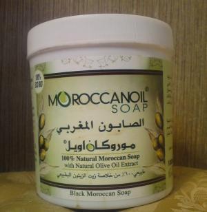 صوره خلطات الصابون المغربي للتبييض