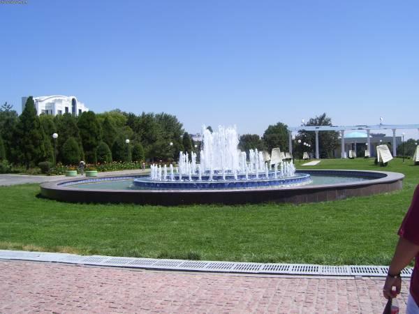 اروع ثمانيه  أيام فِى أوزبكستان