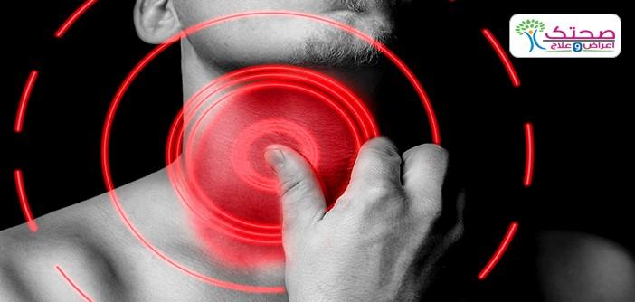 صوره اكثر اعراض حساسية الحلق