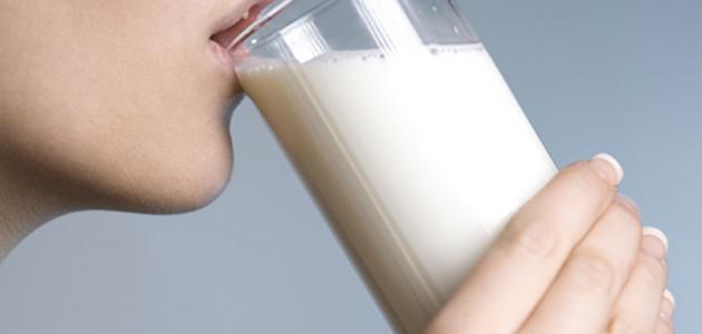صوره فوائد الحليب للبشرة والصحة