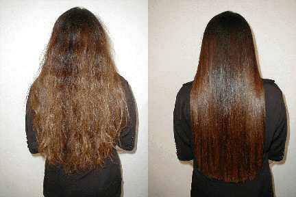 صوره لتكثيف الشعر وتطويله