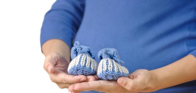 صوره هل يمكن الولادة في اول الشهر التاسع